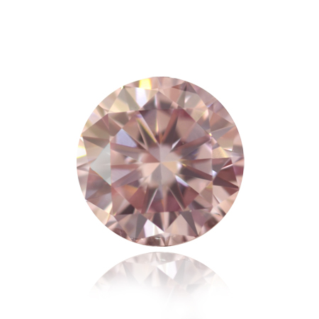 diamond carat pink round australian light argyle
