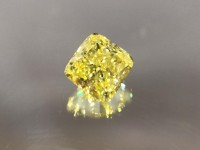 0.51ct FIY SI1 Cushion
