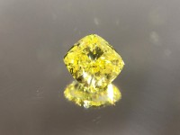 0.55ct FVY SI1 Square Radiant